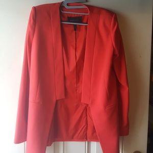 BCBG Poppy Colored Blazer